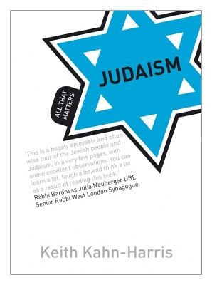 Cover for Judaism
