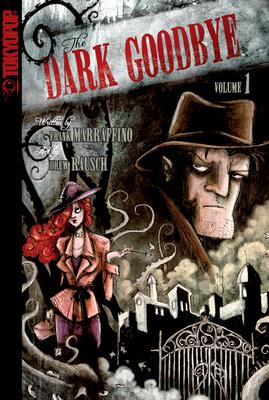 Cover for Dark Goodbye manga volume 1