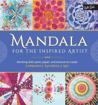 Mandala for the Inspired Artist Cover