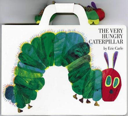 The Very Hungry Caterpillar Giant Board Book and Plush Package [With Plush] Cover