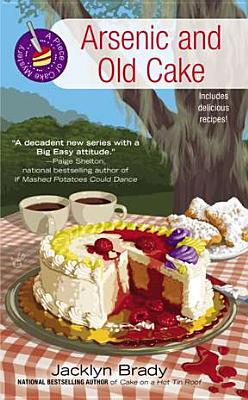 Arsenic and Old Cake (A Piece of Cake Mystery #3) Cover Image