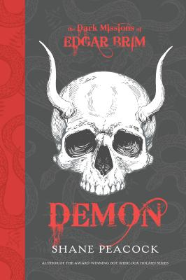 The Dark Missions of Edgar Brim: Demon Cover Image