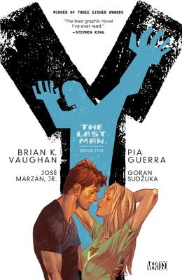 Y: The Last Man Book Five cover image