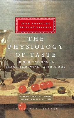 The Physiology of Taste Cover