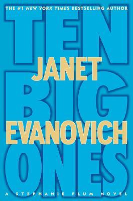 Ten Big Ones: A Stephanie Plum Novel Cover Image