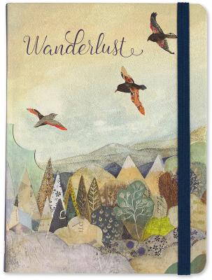 Wanderlust Journal (Diary, Notebook) Cover Image