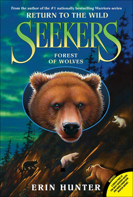 Forest of Wolves (Seekers: Return to the Wild #4) Cover Image