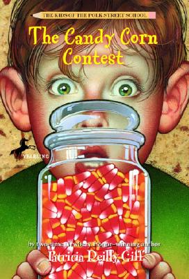 The Candy Corn Contest Cover