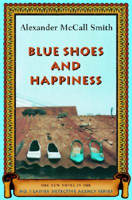 Blue Shoes and Happiness Cover