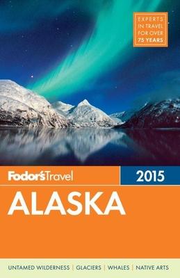 Fodor's Alaska 2014 Cover