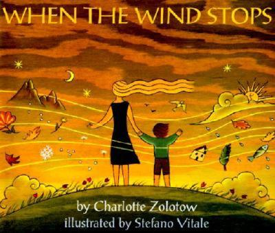 When the Wind Stops Cover Image