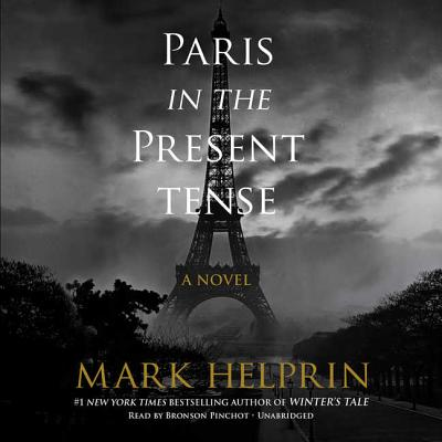 Paris in the Present Tense Lib/E Cover Image
