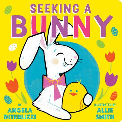 Seeking a Bunny Cover