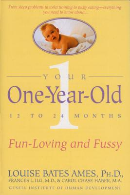 Your One-Year-Old Cover