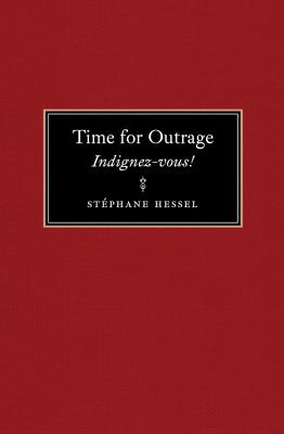 Time for Outrage Cover
