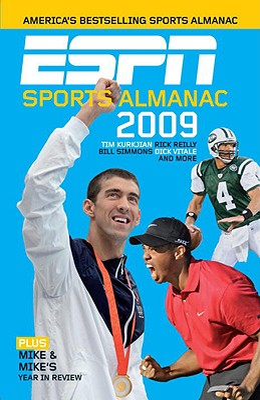 ESPN Sports Almanac Cover