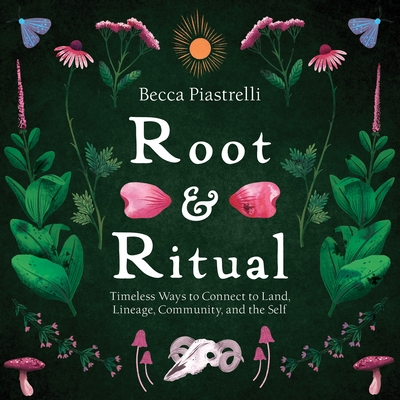 Cover for Root and Ritual