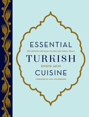 Essential Turkish Cuisine Cover Image