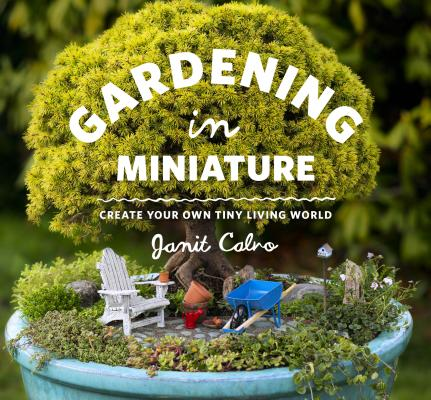 Gardening in Miniature Cover