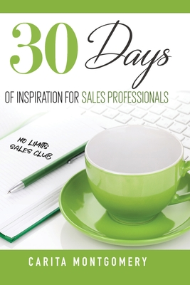 30 Days of Inspiration for Sales Professionals Cover Image