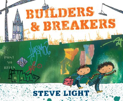 Builders and Breakers Cover Image