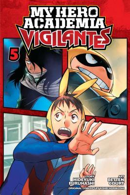 My Hero Academia: Vigilantes, Vol. 5 Cover Image