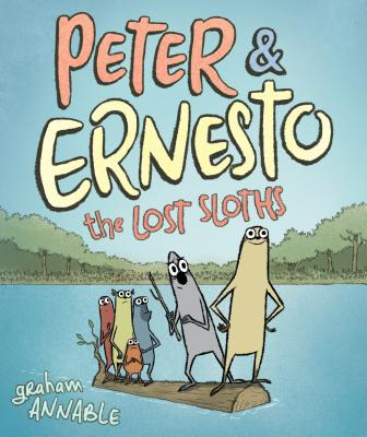 Peter & Ernesto: The Lost Sloths Cover Image