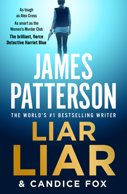 Liar Liar (Harriet Blue #3) Cover Image