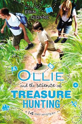 Ollie and the Science of Treasure Hunting Cover