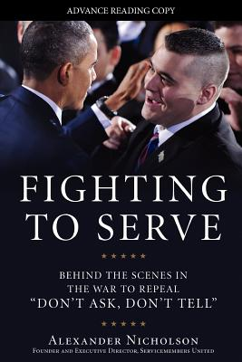 Fighting to Serve Cover