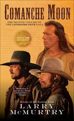 Comanche Moon (Lonesome Dove) Cover Image