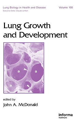 Lung Growth and Development Cover Image