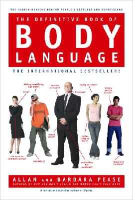 The Definitive Book of Body Language Cover