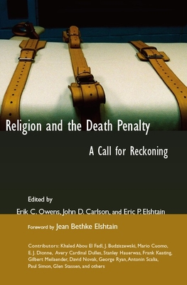 Religion and the Death Penalty Cover