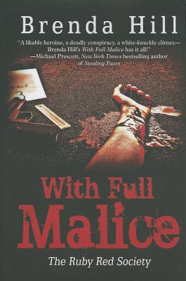 With Full Malice Cover