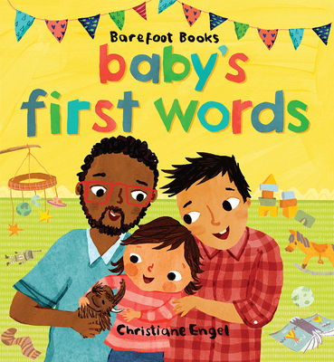 Baby's First Words Cover Image