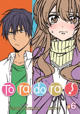 Toradora!, Volume 6 Cover