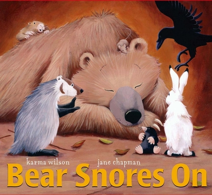 Bear Snores on (Classic Board Books) Cover Image