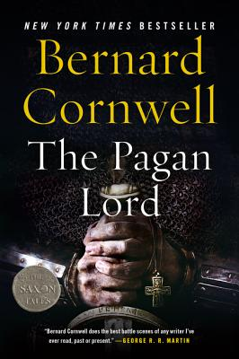 The Pagan Lord: A Novel (Saxon Tales #7) Cover Image