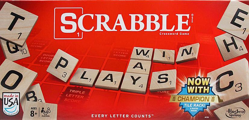 Scrabble Classic Cover Image