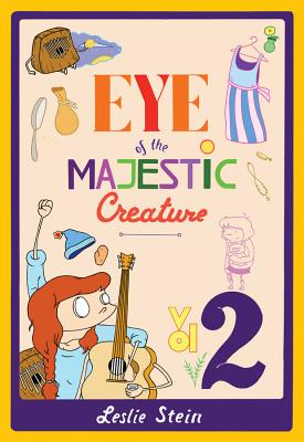Eye Of The Majestic Creature Vol. 2 Cover Image