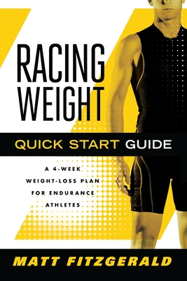 Racing Weight Quick Start Guide Cover