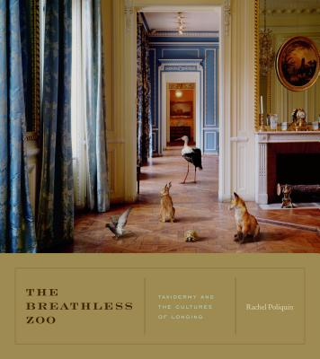 The Breathless Zoo Cover