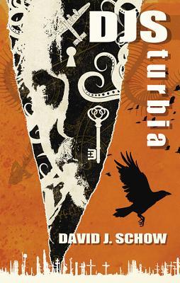 Cover for Djsturbia