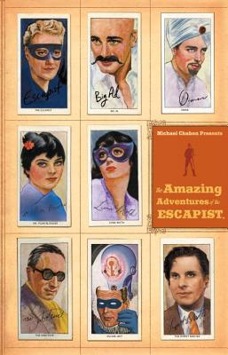 The Amazing Adventures of the Escapist Cover