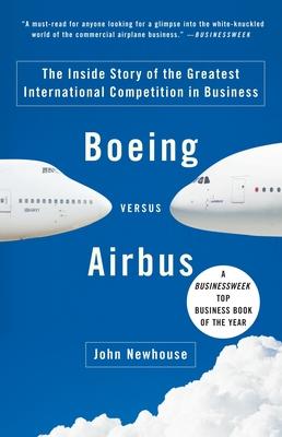 Boeing Versus Airbus Cover