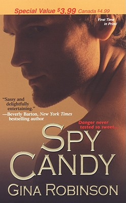 Spy Candy Cover Image