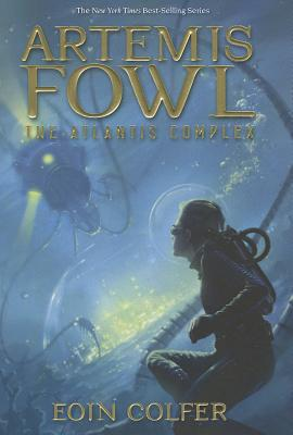 Artemis Fowl The Atlantis Complex (Artemis Fowl, Book 7) Cover Image
