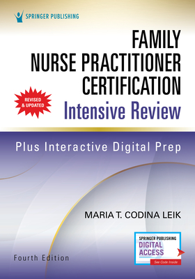 Family Nurse Practitioner Certification Intensive Review, Fourth Edition Cover Image