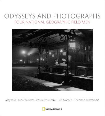 Odysseys and Photographs Cover
